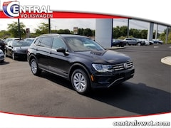 New 2019 Volkswagen Tiguan 2.0T S 4MOTION SUV 3VV0B7AX4KM195326 for Sale in Plainfield, CT at Central Auto Group
