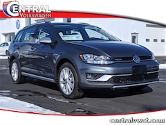 New 2019 Volkswagen Golf Alltrack TSI S 4MOTION Wagon 3VWH17AU7KM522776 for Sale in Plainfield, CT at Central Auto Group