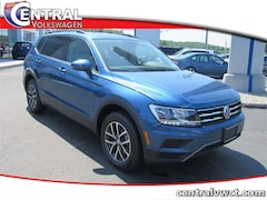 New 2019 Volkswagen Tiguan 2.0T SUV 3VV2B7AX8KM153251 for Sale in Plainfield, CT at Central Auto Group