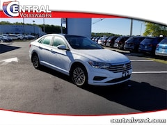 New 2019 Volkswagen Jetta 1.4T SE Sedan 3VWC57BU3KM235979 for Sale in Plainfield, CT at Central Auto Group