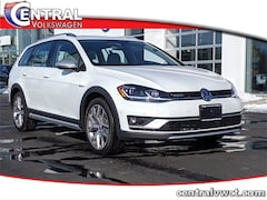 New 2019 Volkswagen Golf Alltrack TSI Wagon 3VWM17AU4KM513239 for Sale in Plainfield, CT at Central Auto Group