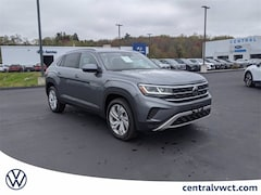 New 2021 Volkswagen Atlas Cross Sport 2.0T SEL 4MOTION SUV 1V2BC2CA8MC226189 for Sale in Plainfield, CT at Central Auto Group