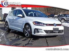 New 2019 Volkswagen Golf GTI 2.0T SE Hatchback 3VW6T7AU8KM033868 for Sale in Plainfield, CT at Central Auto Group