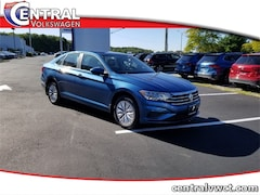 New 2019 Volkswagen Jetta 1.4T S Sedan 3VWC57BU5KM233926 for Sale in Plainfield, CT at Central Auto Group