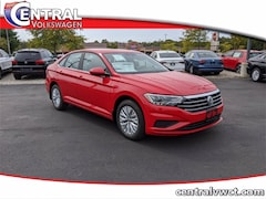 New 2020 Volkswagen Jetta 1.4T S w/SULEV Sedan 3VWC57BU8LM085871 for Sale in Plainfield, CT at Central Auto Group