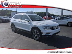 2018 Volkswagen Tiguan 2.0T SUV for Sale in Plainfield, CT at Central Auto Group