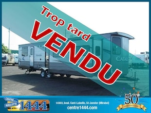 2019 CATALINA Destination 39MKTS - * VENDU * - Bay window avant