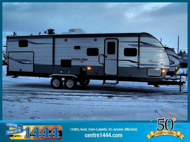 2019 CATALINA SBX 291BHS