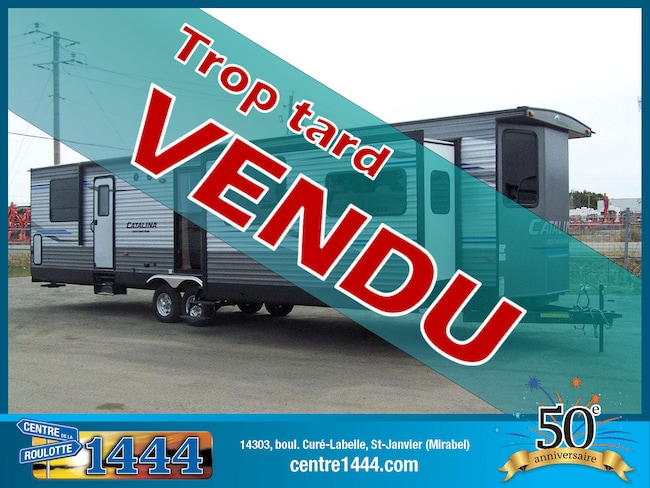 2019 CATALINA Destination 39MKTS - * VENDU *