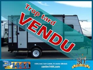 2019 VIKING SAGA 16SFB -*  VENDU * - Lit double