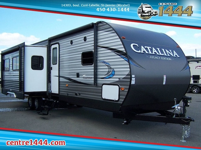 2019 CATALINA Legacy 333BHTS - Familiale / 3 extensions