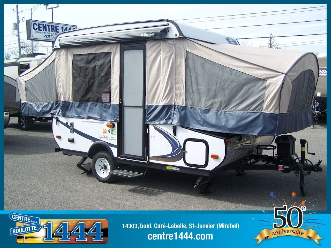 2016 VIKING 1906STSS - Coffre avant -