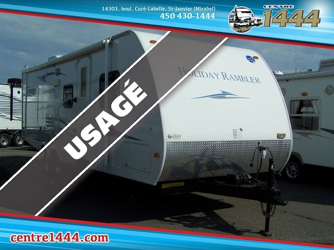2011 HOLIDAY Campmaster 28RTS - Cuisine extérieure