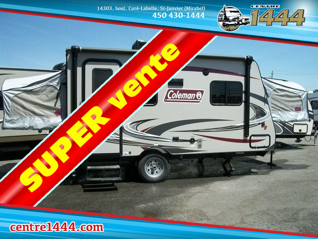 2019 COLEMAN Light 1601 EXP HYBRIDE