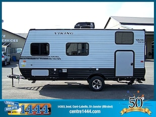 2019 VIKING 17BH De Luxe - Couche 5 pers.