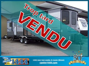 2019 CATALINA Destination 33FKDS - * VENDU *