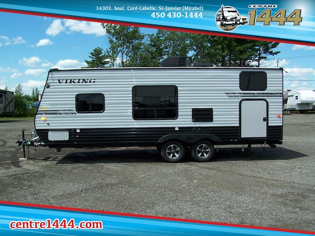 2019 VIKING 21BH - Lits superposés