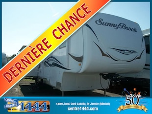 2011 WINNEBAGO BRISTOL BAY 3510RE - SUPER VENTE * 114$/sem.TX INC.