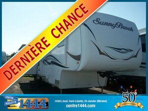 2011 WINNEBAGO BRISTOL BAY 3510RE - SUPER VENTE * 114$/sem.TX INC.