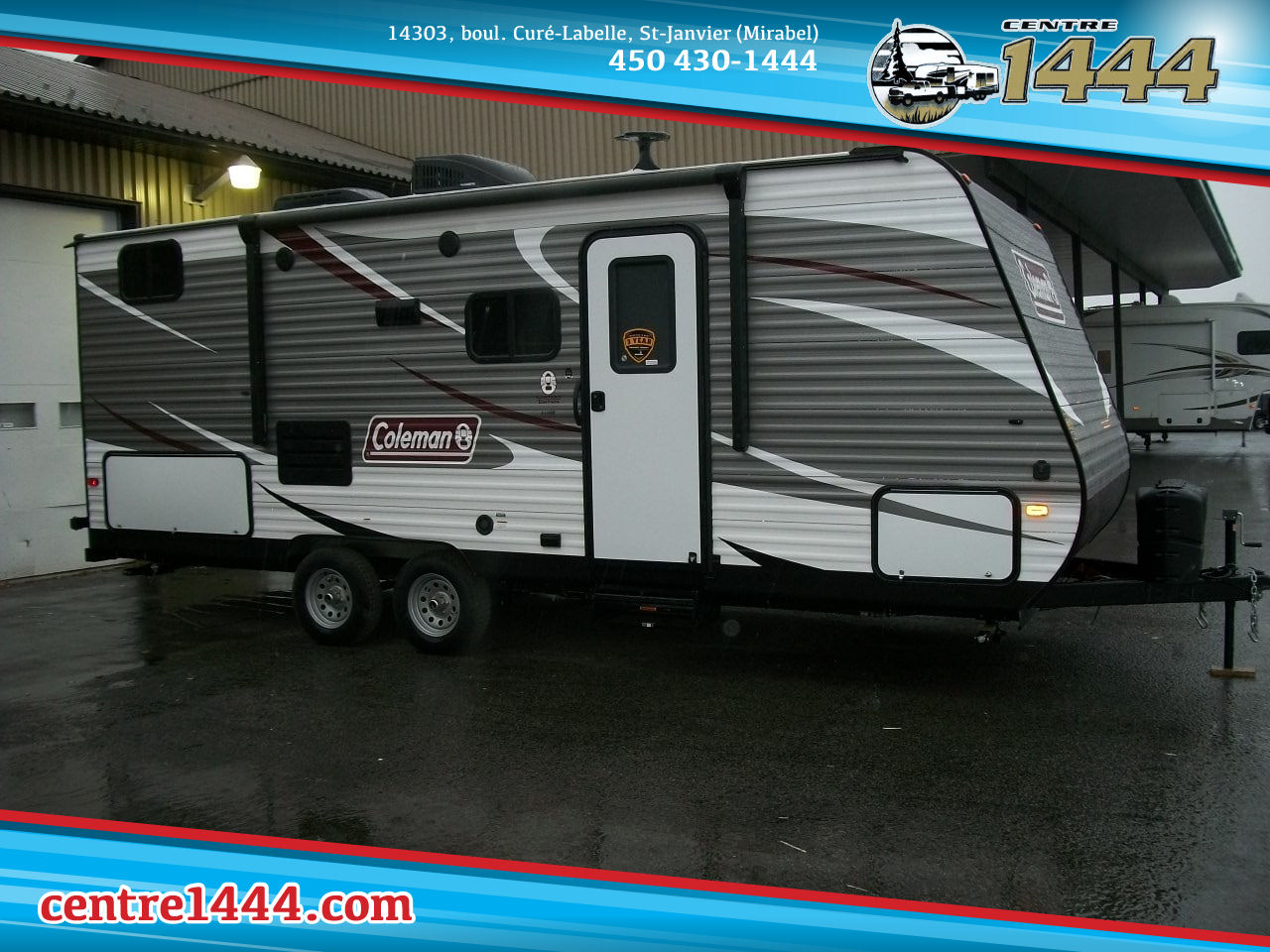 2018 COLEMAN 215 BH - Familiale 8 pers.