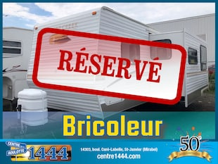 2007 SUNSET CREEK 279RB * RÉSERVÉ *