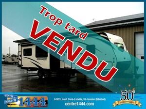 2017 SportTrek 327VIK - * VENDU * - 3 extensions + 2 TV