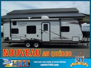 2020 Braxton Creek 27BH - COUCHE 10 PERS. -