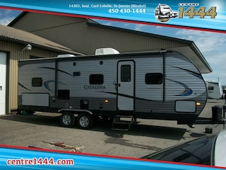 2018 CATALINA LEGACY 273DBS - Familiale 10 pers.