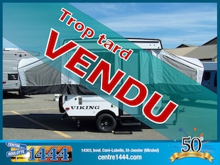 2019 VIKING 1706XLS -  * VENDU *