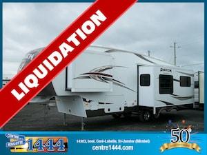 2012 WINNEBAGO RAVEN 2910RL - DE LUXE * 84$/sem.TX INC.