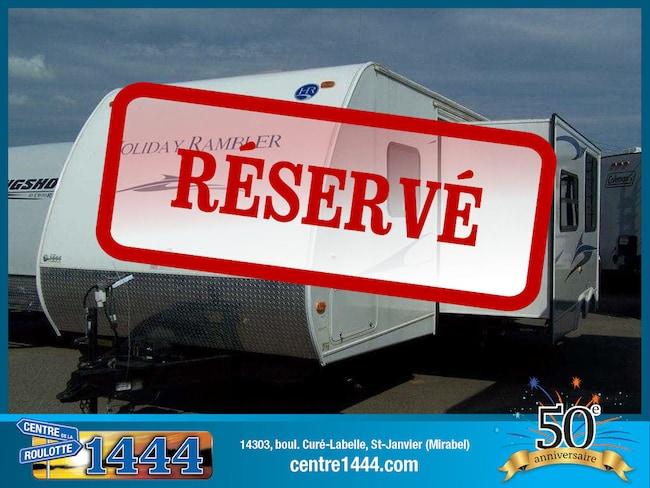 2011 HOLIDAY Campmaster 28RTS - * RÉSERVÉ * * - Cuisine extérieure