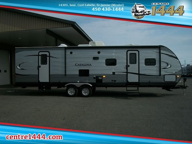 2017 CATALINA Legacy 343TBDS - 2 lits Queen