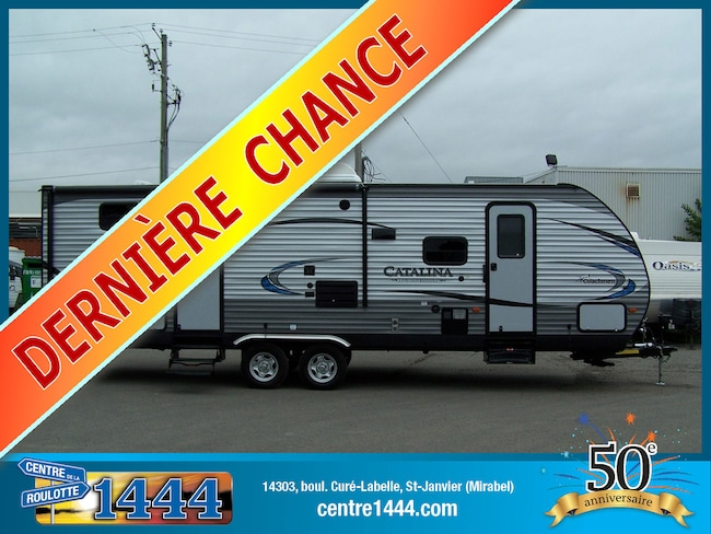 2018 CATALINA Legacy 273BHSLE - * PROMO sur place * - Familiale 10 pers.