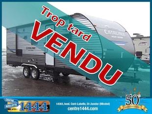 2020 CATALINA Legacy 243RBS * VENDU * - Extension double