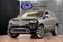 2018 Jeep Grand Cherokee Overland CUIR TOIT-PANO NAV SUV