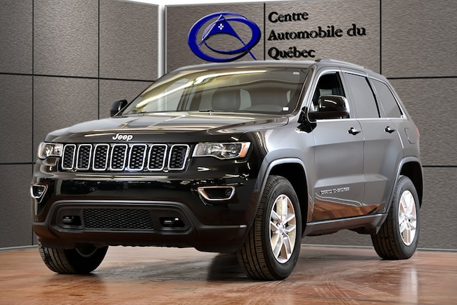 2018 Jeep Grand Cherokee Laredo CUIR TOIT HITCH MAGS VUS