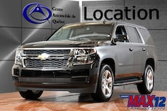 2019 Chevrolet Tahoe 4X4 CUIR V8 HITCH 8 PLACES ECRAN TOUCH SUV
