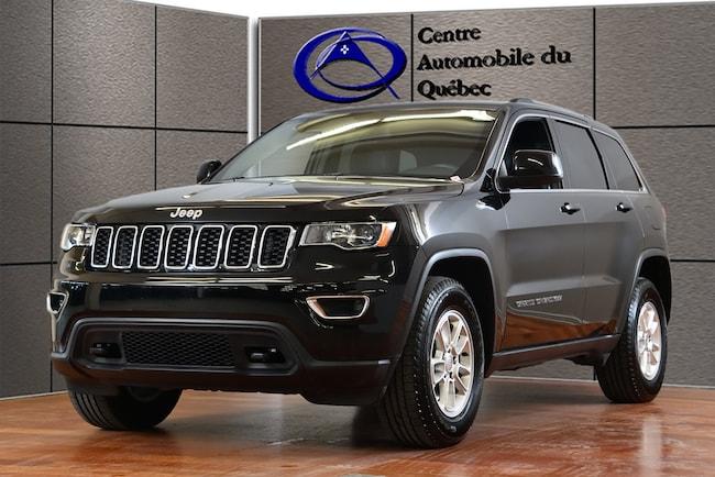 2018 Jeep Grand Cherokee 4X4 CUIR TOIT HITCH MAGS 123$/SEM+tx SUV