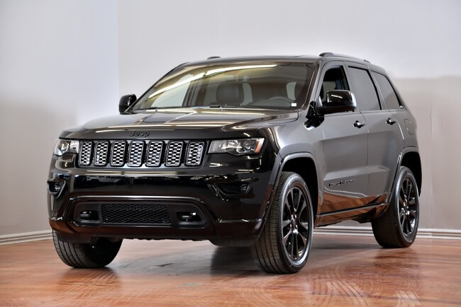 2019 Jeep Grand Cherokee ALTITUDE CUIR TOIT NAV HITCH 136$/SEM+TX
