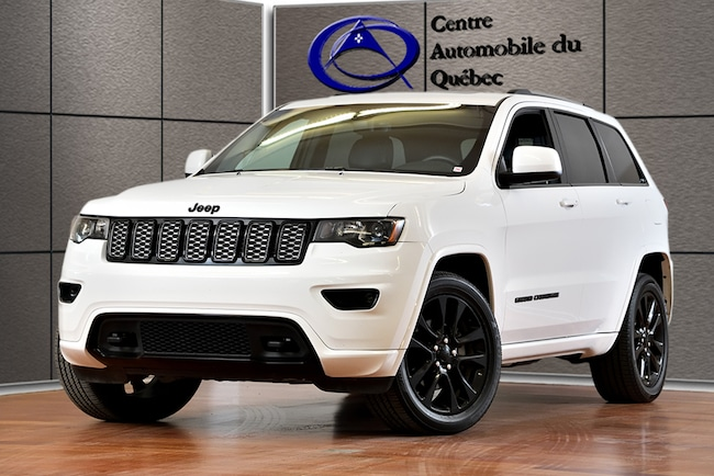 2019 Jeep Grand Cherokee ALTITUDE CUIR TOIT NAV HITCH 147$/SEM+TX SUV