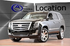 2019 Cadillac Escalade Luxury 4RM V8 DE 6, 2L CUIR TOIT NAV LOCATION SUV