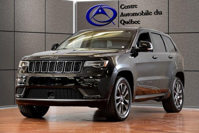 2018 Jeep Grand Cherokee HIGH ALTITUDE CUIR TOIT-PANO NAV HITCH VUS