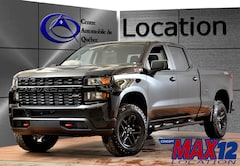 2019 Chevrolet Silverado 1500 TRAIL BOSS Z71 V8 CREW CAB 4X4 Camion cabine Crew