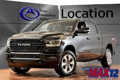 2019 Ram 1500 NORTH 4X4 CREW 8.4'' TOUCH BLUETOOTH Camion cabine Crew