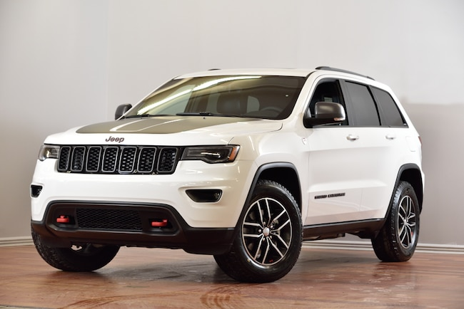 2018 Jeep Grand Cherokee Trailhawk 4X4 CUIR TOIT NAV HITCH SUV