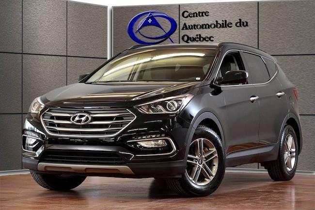 2018 Hyundai Santa Fe Sport 2.4L AWD BLUETOOTH CAM CLIM MAGS 82$/SEM+TX SUV