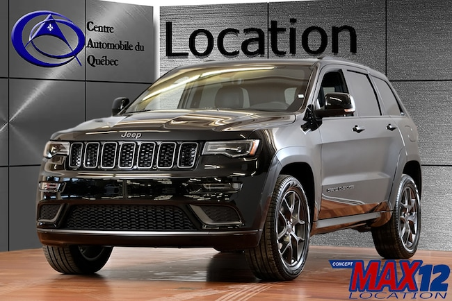 2019 Jeep Grand Cherokee Limited X CUIR TOIT PANO NAV 4X4 SUV