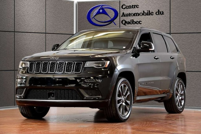 2018 Jeep Grand Cherokee HIGH ALTITUDE CUIR TOIT-PANO NAV HITCH 164$/SEM+TX SUV