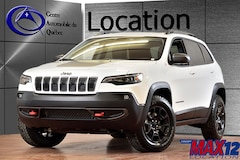 2019 Jeep Cherokee Trailhawk ELITE V6 4X4 CUIR TOIT PANO NAV SUV