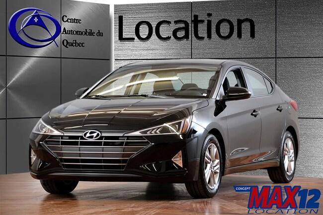 2019 Hyundai Elantra Preferred CAM BLUETOOTH CLIM MAGS Sedan